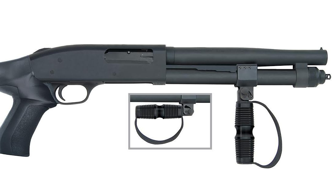 Mossberg 590A1 Compact Cruiser AOW