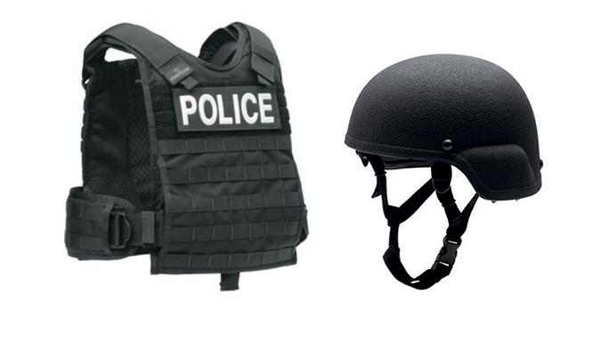 NYPD Ballistic Equipment Safariland