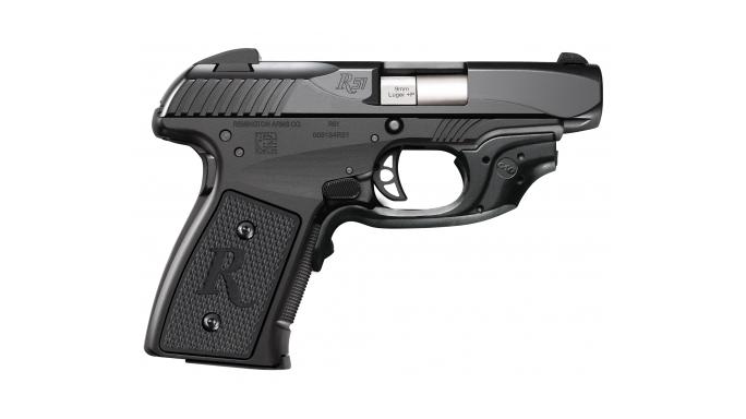 Remington R51 Subcompact Pistol 2016