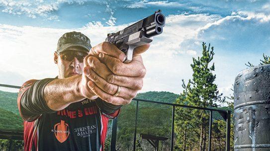 Bersa Thunder 9 Pro XT pistol lead