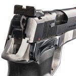 Bersa Thunder 9 Pro XT pistol rear sight