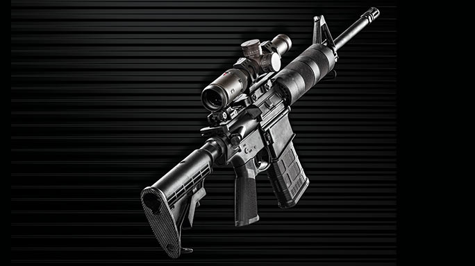 Del-Ton DTI .308 rifle special weapons lead