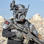 Boba Fett HK MR762A1 Rifle