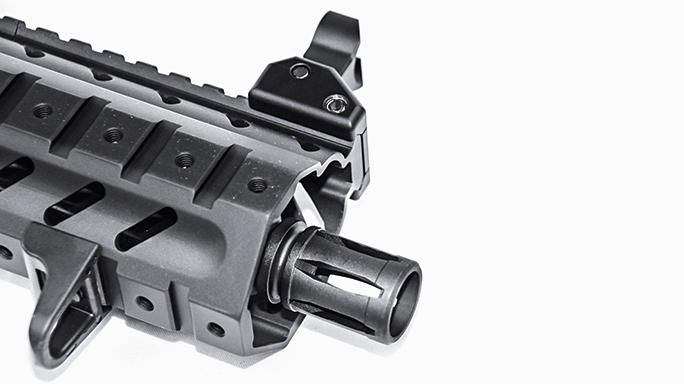 Sig Sauer MPX-P Semi-Auto Pistol flash suppressor