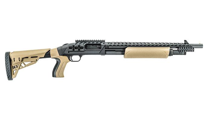 Mossberg ATI Scorpion Shotgun test solo