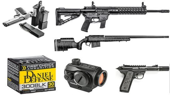 New Products Special Weapons Summer 2016
