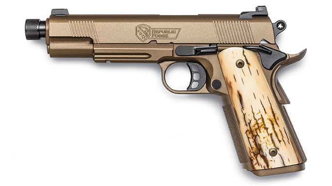 Republic Forge Custom Shop Pistols Raider 1911