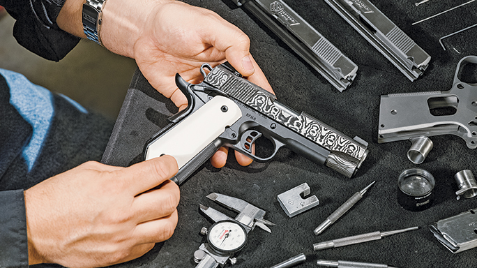 Republic Forge Custom Shop Pistol work