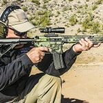 Sharps Bros .458 SOCOM Rifle test fied