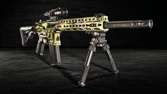 Sharps Bros .458 SOCOM Rifle test lead