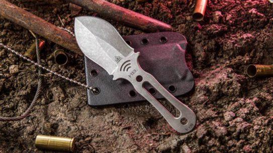 TOPS Knives Fiel Blade lead