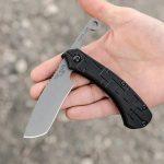 TOPS Knives Tac-Raze Friction Folding Knife fold