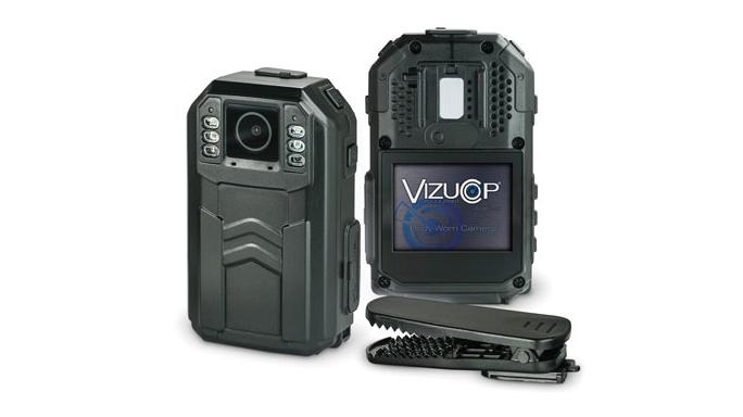 VizuCop LE920 Body-Worn Camera