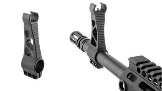 Battle Arms AR-15 Fixed Clamp-On Front Sight lead