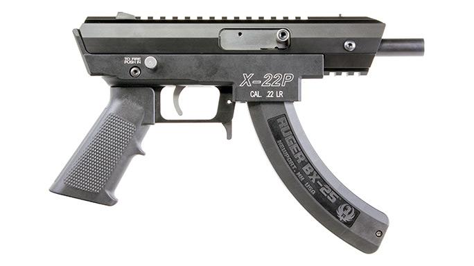 Cutting-Edge Handguns 2016 Excel Arms X-22P