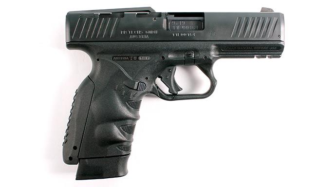 Cutting-Edge Handguns 2016 American Tactical BB6