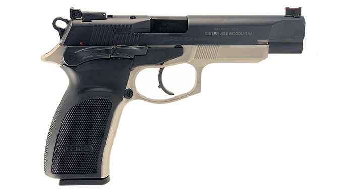 Cutting-Edge Handguns 2016 Bersa Thunder 9 Pro XT