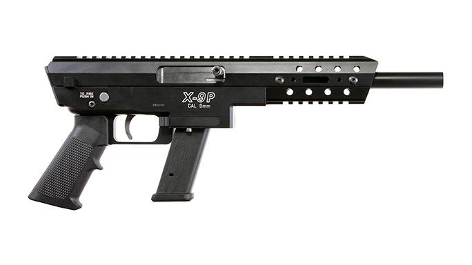 Cutting-Edge Handguns 2016 Excel Arms X-9P