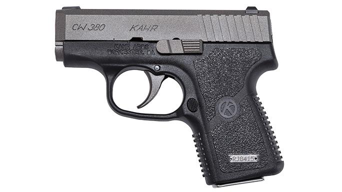 Cutting-Edge Handguns 2016 Kahr CW380 Tungsten