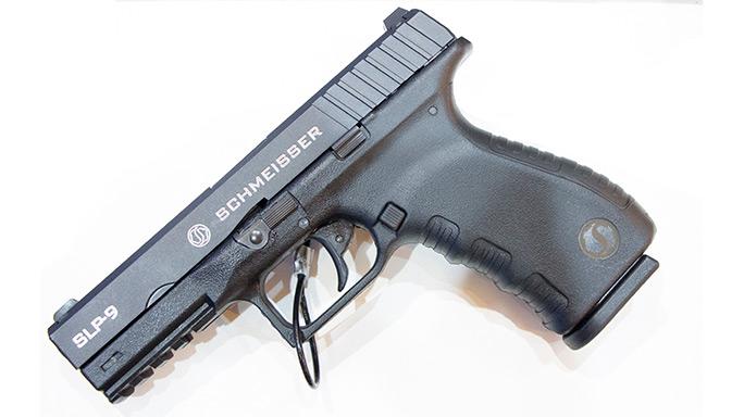 Cutting-Edge Handguns 2016 Schmeisser SLP-9