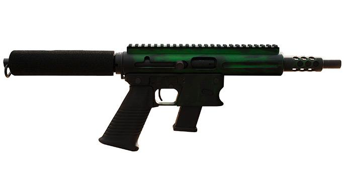 Cutting-Edge Handguns 2016 TNW Firearms Aero Survival