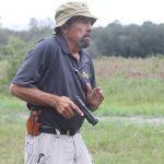 Handgun Quick-Draw Tactic Index Draw Step 2
