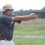 Handgun Quick-Draw Tactic Index Draw Step 3