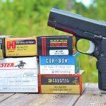 Dan Wesson ECO .45 ACP Elite Carry Officer Pistol ammo