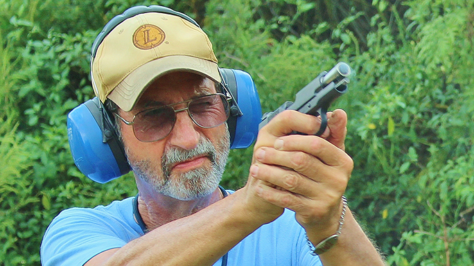Dan Wesson ECO .45 ACP Elite Carry Officer Pistol field