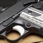 Dan Wesson ECO .45 ACP Elite Carry Officer Pistol trigger