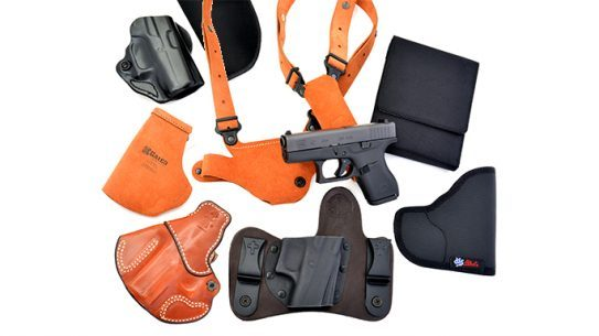 4 Subcompact Glock Holster Options