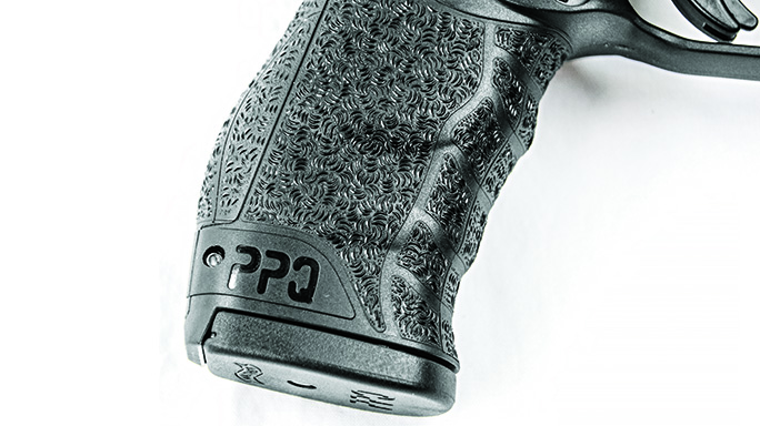 Walther PPQ 45 Pistol grip