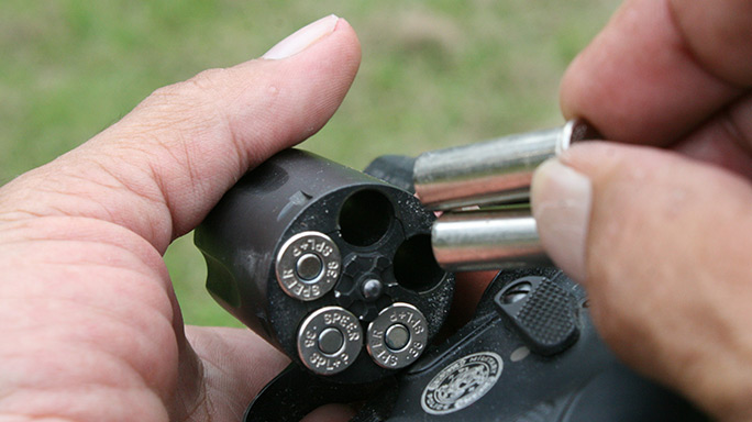 Tactical Reload Revolver Step 3