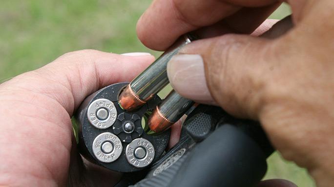 Tactical Reload Revolver Step 4