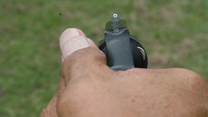 Tactical Reload Revolver Step 7