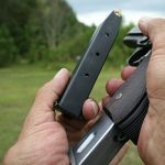 Tactical Reload Semi-Auto Pistol Step 8