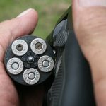 Tactical Reload Speedloader Revolver Step 1