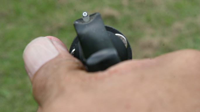 Tactical Reload Speedloader Revolver Step 7
