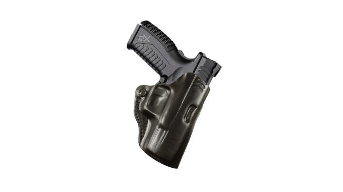 "DeSantis Holsters Fits Springfield Armory XDM .45 3.8"" Pistol Mini-Scabbard"