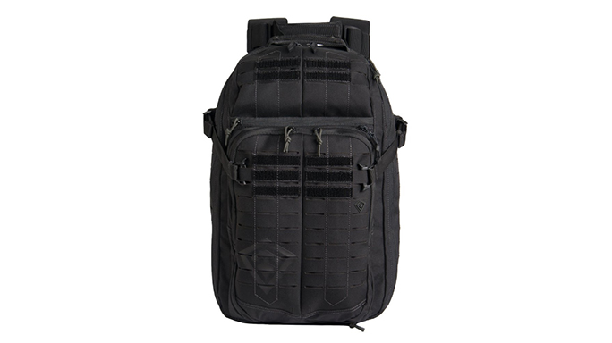 First Tactical Tactix 1-Day Plus Backpack back