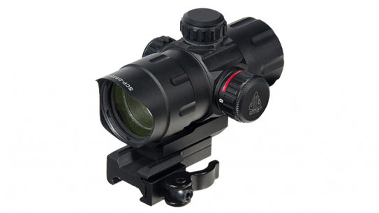 Leapear UTG ITA Red/Green T-Dot Reticle