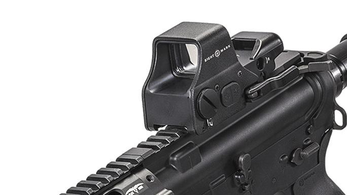 Sightmark Ultra Shot Plus Reflex Sight lead