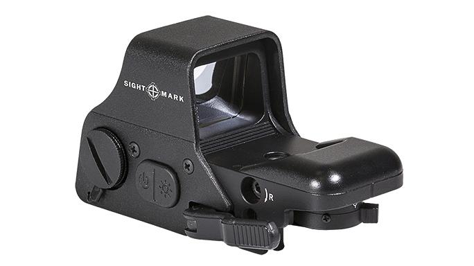 Sightmark Ultra Shot Plus Reflex Sight rear