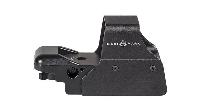 Sightmark Ultra Shot Plus Reflex Sight side