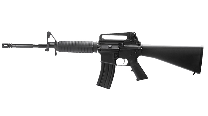 Standard Manufacturing STD-15 Model C Rifle left
