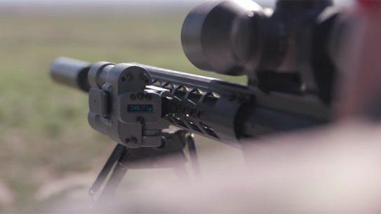 SilencerCo Weapons Research Radius Rangefinder prairie dog hunt