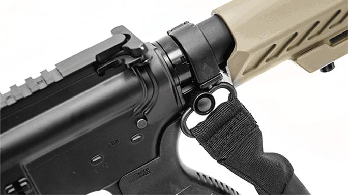 UTG Single Point Bungee Sling rifle