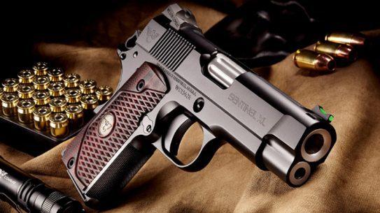 Wilson Combat Sentinel XL Pistol 2016 lead