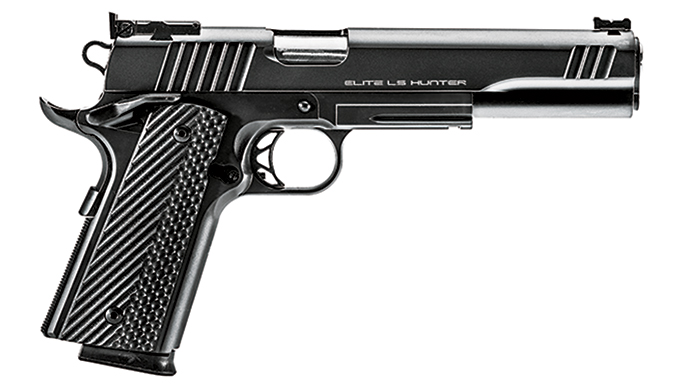 10mm, 10mm auto, 10mm pistol, 10mm pistols, Para Elite LS Hunter