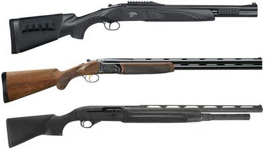 double barrel shotgun, double barrel shotguns